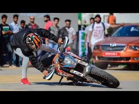 Stunning Stunt Performances at Riders Fest 2.0 Mangalore