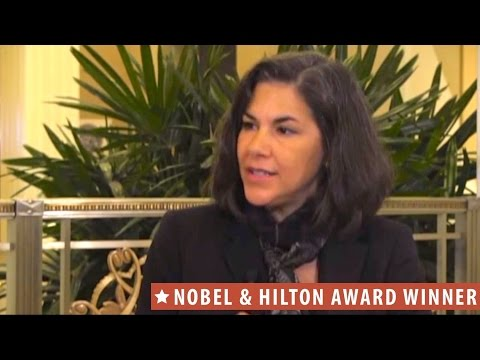 Nobel and Hilton - Handicap International
