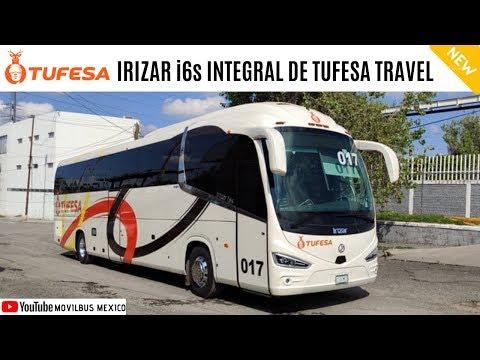 TUFESA Estrena Un Irizar I6s Integral Para Su Servicio TRAVEL