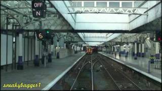 Aberdeen Station to Waterloo Yard aboard 66116 (Turbo Version)
