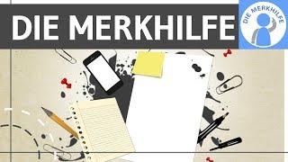 Was ist DIE MERKHILFE? Kostenlose Nachhilfe & mehr! Bildung als Schlüssel zum Erfolg