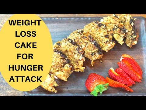 Healthy Cake Recipe for Weight Loss | Eggless Cake | Oats Cake Recipe | Fat to Fab