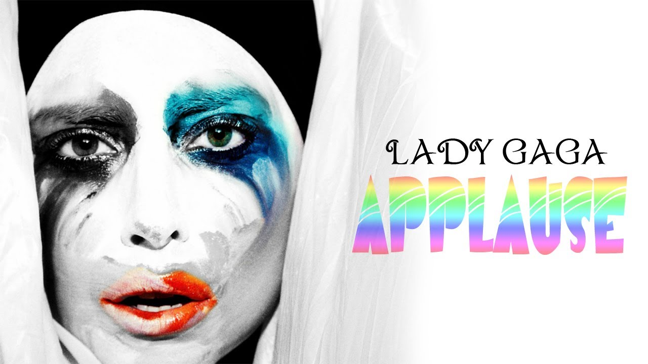Lady Gaga - Applause (Lyrics on Screen) HD - YouTube | 1280 x 720 jpeg 102kB