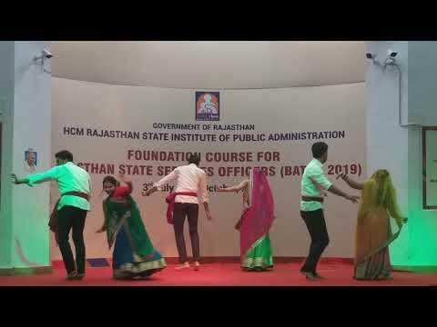 Cultural Fest @OTS HCM RIPA Jaipur