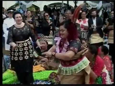 Tau'olunga Pilinisesi Salote Maumautaimi Tuku'aho.