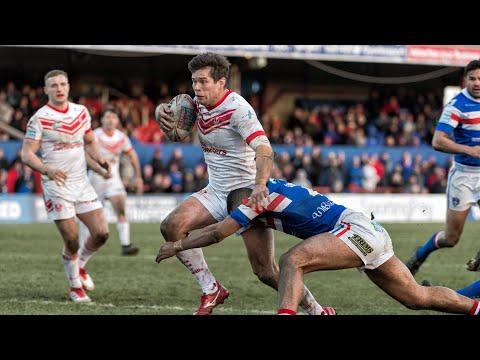 RD 2 - Wakefield Trinity vs St Helens 2019