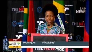 Nkoana-Mashabane hails BRICS partnership