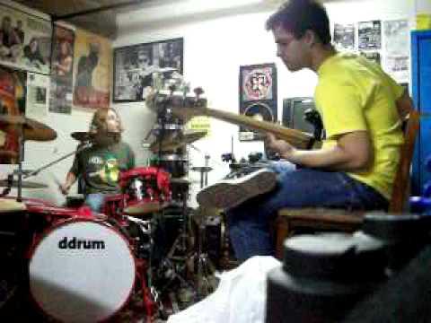 KBR- Syline Lights (band practice Thankstaking Day 2009)