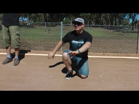 ARCR Track Walk with Ray Munday - Adelaide Radio Controlled Raceway