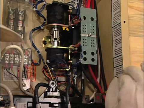 hqdefault installing automatic generator generac guardian (3 of 3) youtube 4000 Watt Generac Generator Wiring at gsmportal.co