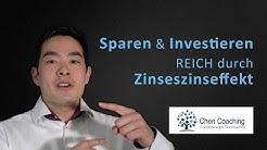 3 Sparen und Investieren, REICH durch den Zinseszinseffekt