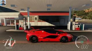 Forza Horizan 3 Ferrari LaFerrari Gameplay HD ultra settings