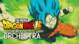 Kakarot Vs Broly Dragon Ball Super Broly Movie Epic Orchestra.mp3