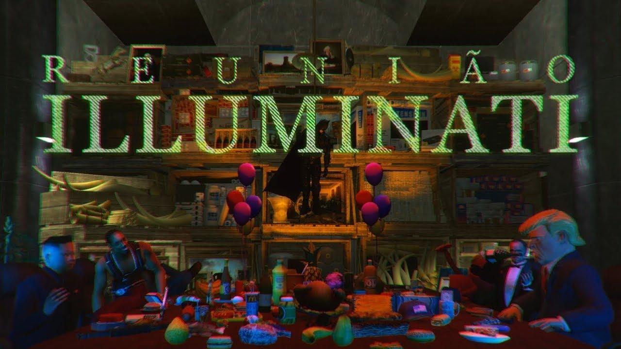 Resultado de imagem para reunião illuminati 2018
