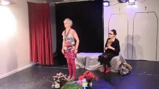 Cours théâtre Séniors Paris 2016 - Les Ateliers Comédie