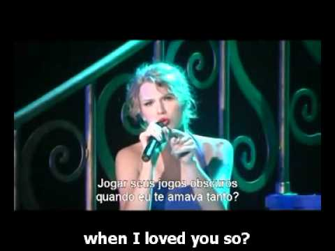 Taylor Swift - Dear John*letra*tradução