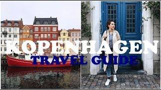Kopenhagen Travel Guide  VLOG (Vegan Food, Shopping, Kultur)
