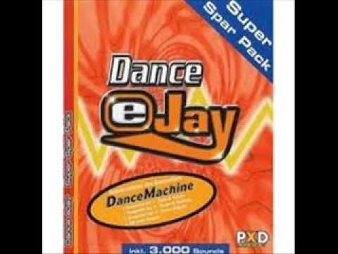 Dance Ejay 1 Living In A Dancemashine (A-Beat Original Dance Style Edit 97)