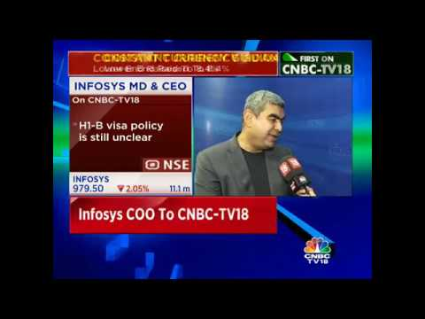 Closer To Achieving $20 Bn Target By 2020: Infosys CEO