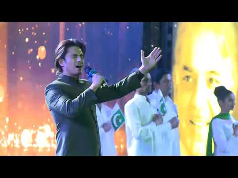 Deeply Honoured To Sing The Qaumi Tarana In Celebration Of Quaid Day    Pakis