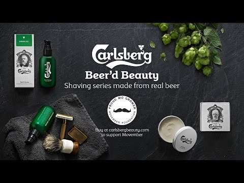 Carlsberg Beer'd Beauty For Men