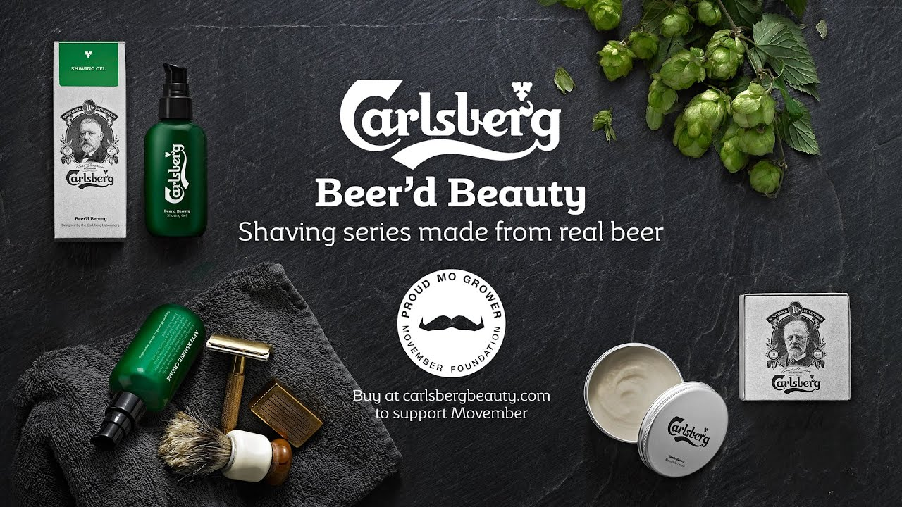 Carlsberg Beerd Beauty For Men