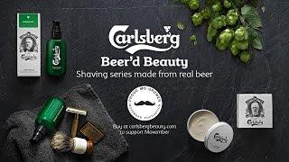 Carlsberg Beer'd Beauty For Men