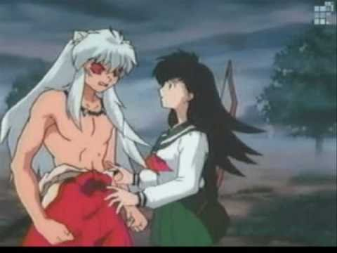 Inuyasha And Kagome Ready For Love Youtube