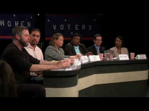 LWV- Candidate Forum Berkeley Rent Board - Oct 3, 2016 -