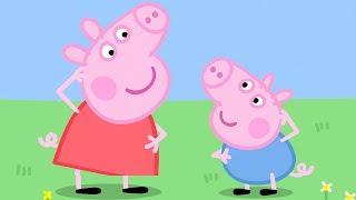 Peppa Pig Italiano   Il singhiozzo di Peppa   Cartoni Animati