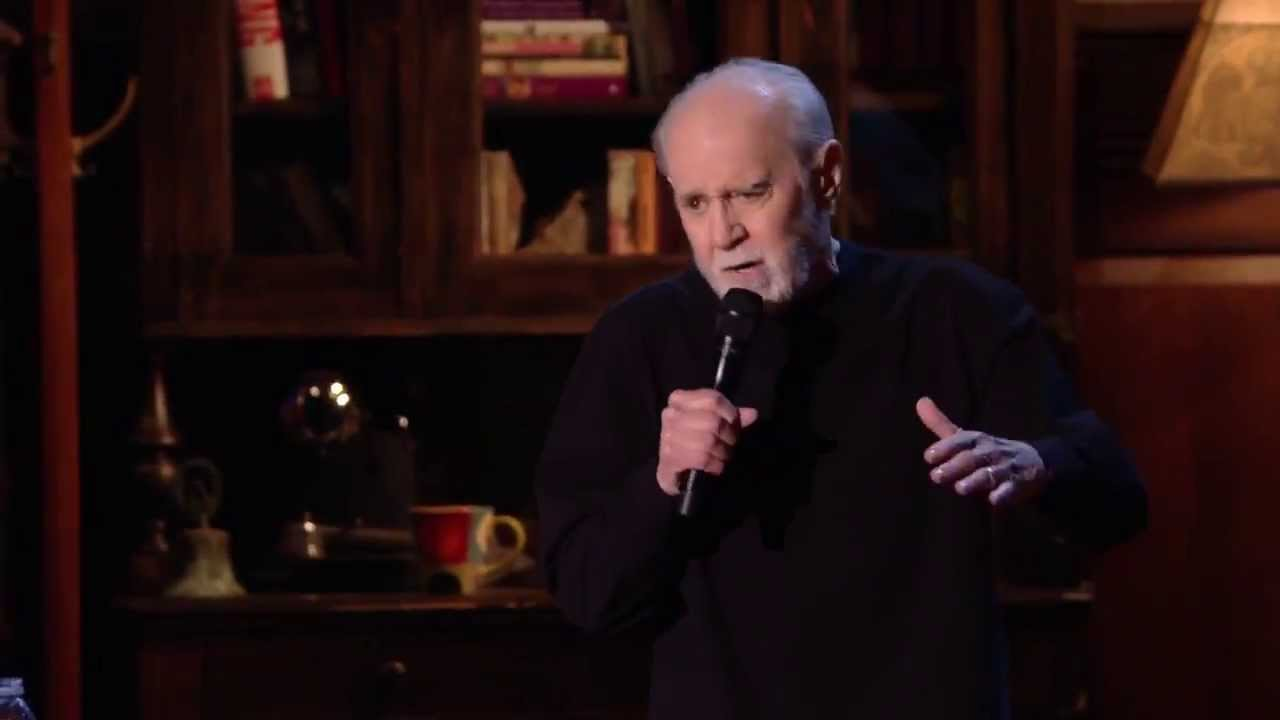 george carlin essay Open document below is a free excerpt of discourse analysis on a george carlin's performance from anti essays, your source for free research papers, essays, and term paper examples.