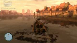 GTA 4 - Mission #50 - Waste Not Want Knots