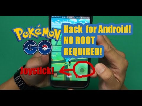 Pokemon Go Hack Android! [No Root][FlyGPS App 4.0.5][0.41.4]