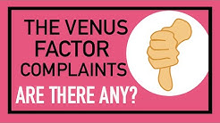 The Venus Factor Complaints | ARE THERE ANY VENUS FACTOR COMPLAINTS?