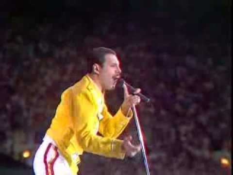 Queen Live at Wembley (First Night)