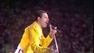 QUEEN   ONE VISION   WEMBLEY FIRST NIGHT