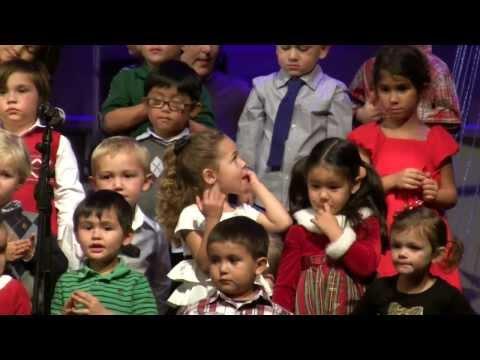 Ventura Missionary School Holiday Performance - Bailey Aguilar - 12-10-13