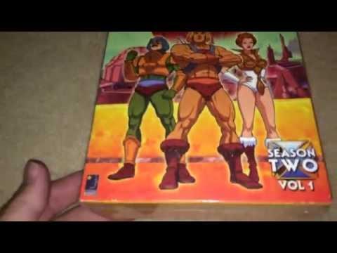 My Animated DVD / Blu Ray Box Set Collection, Cartoon, Seasons