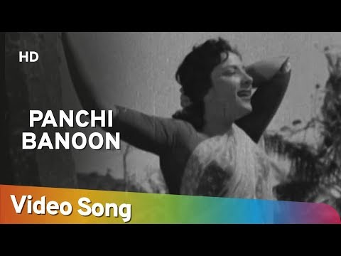 Panchi Banoon Udti Phiru | Chori Chori (1956) | Raj Kapoor | Nargis | Classic Hindi Song
