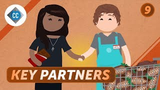 How to Seek Help and Find Key Partners: Crash Course Entrepreneurship #9