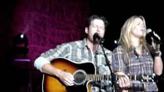 Miranda Lamber and Blake Shelton- I wanna go home
