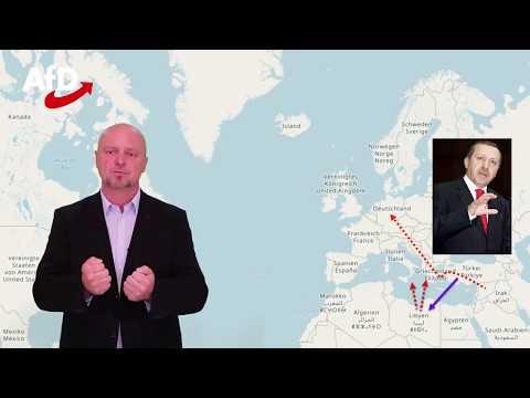 Die Festung Europa aufbauen. Dietmar Friedhoff AfD (MdB)13.07.2020