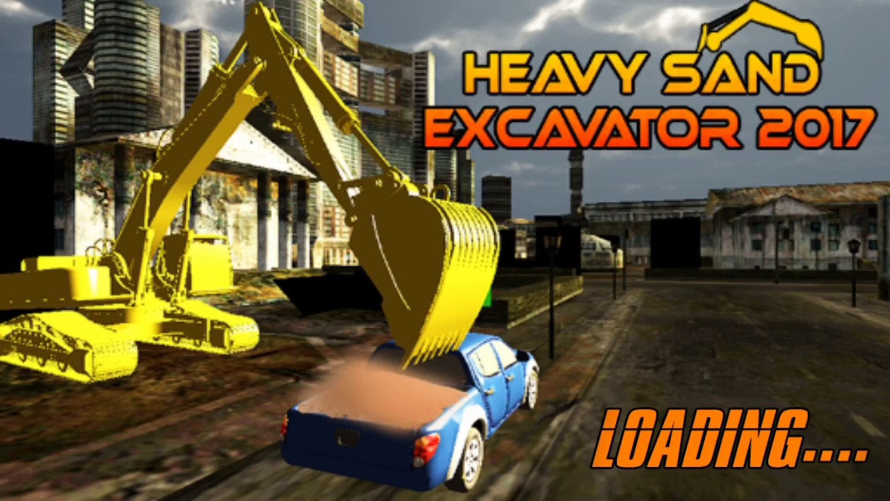 heavy machinery excavation playful simulation games android ios free