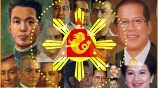 Video The Presidents of the Philippines | From Aguinaldo to Aquino III download MP3, 3GP, MP4, WEBM, AVI, FLV November 2017