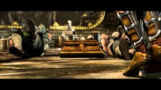 Mortal Kombat X Season 1 (Episode 10) - Kiss of Death (PS4)