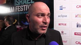 """""""Fauda"""" star, Lior Raz: TV show"""