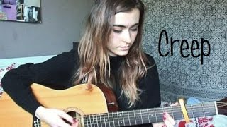 Creep | Radiohead (acoustic guitar cover)