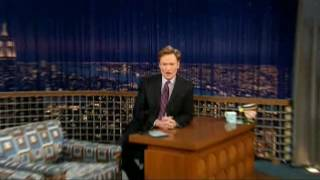 "Video Donald Trump on ""Late Night with Conan O'Brien"" - 1/9/07 download MP3, 3GP, MP4, WEBM, AVI, FLV Agustus 2017"
