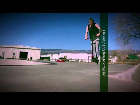 Scooter edit kenion Ashurst