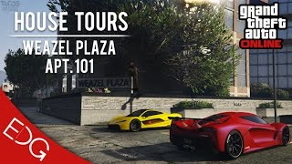 Weazel Plaza Apartment 101 (House Tours Ep.9)